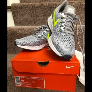 New Nike Air Zoom Pegasus 35 Running sneaker Sz:10
